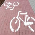 ścieżka rowerowa sxc