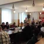 Sesja rady gminy w Rzekuniu / fot. Paulina Laskowska / epowiatostrolecki.pl