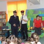 Grabowski i Szczubełek czytali dzieciom / epowiatostrolecki.pl