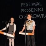 Festiwal Piosenki o Zdrowiu w Ostrołęce / epowiatostrolecki.pl