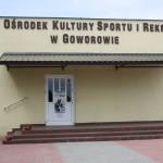 ośrodek kultury goworowo