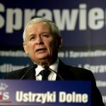 kaczyński ustrzyki
