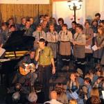wspólne śpiewanie muzeum