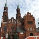 kościół myszyniec