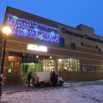 Ostrołęckie Centrum Kultury - Zima