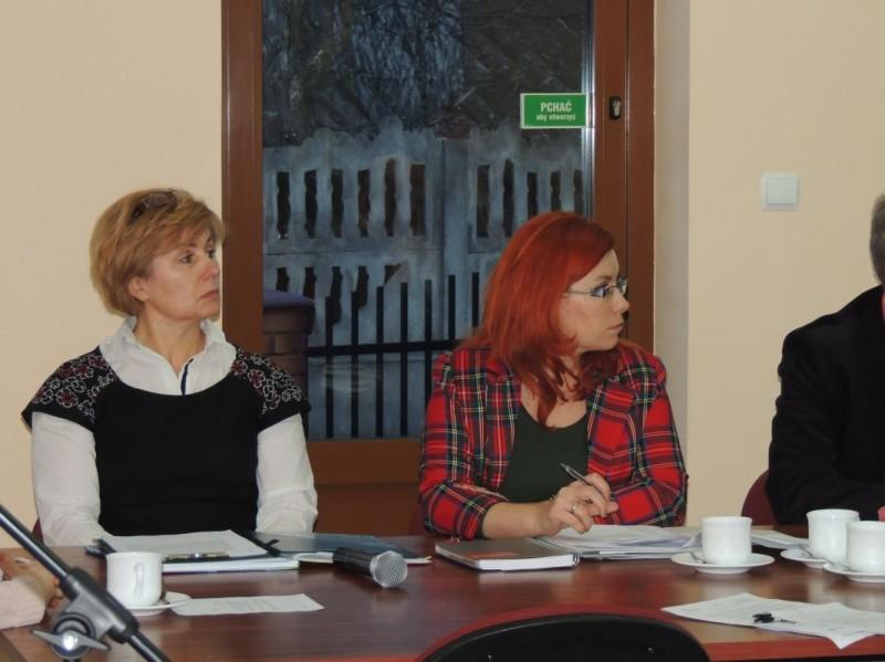 Sesja rady gminy Goworowo