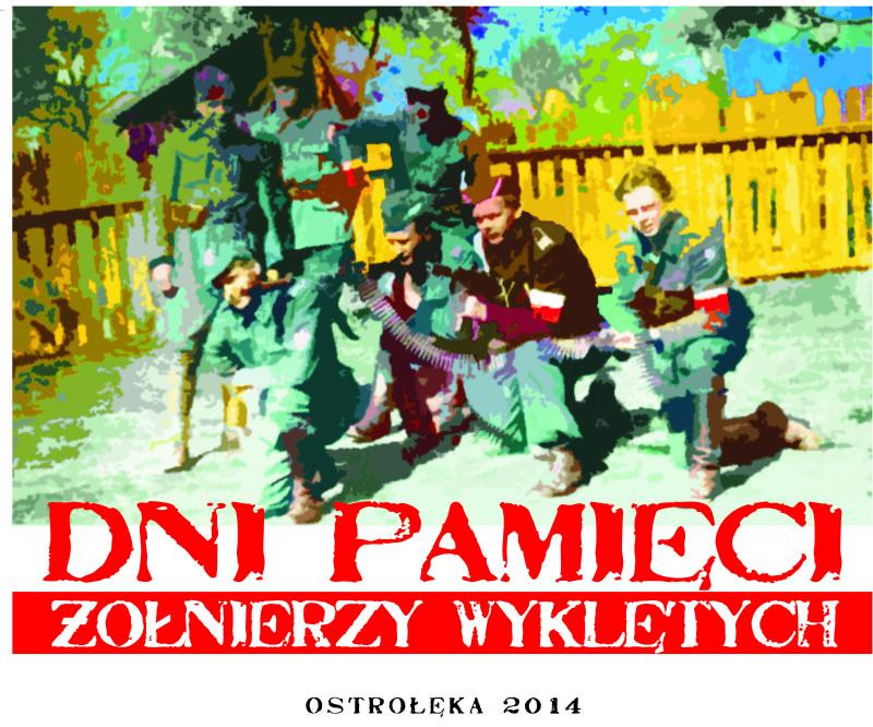 Dni Pamięci Żołnierzy Wyklętych w Ostrołęce 2014