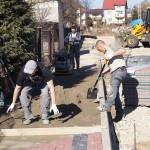 Przebudowa ulic w Olszewie - Borkach