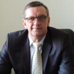 Edwin Mierzejeski, wójt gminy Troszyn