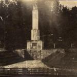Pomnik, Powstanie Styczniowe, Myszyniec, 1933