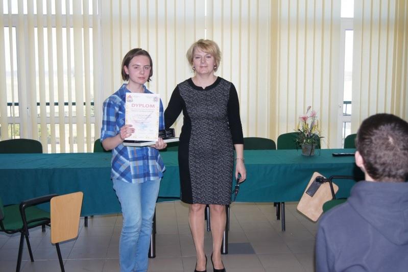 Katarzyna Stańczuk, konkurs plastyczny, Czerwin
