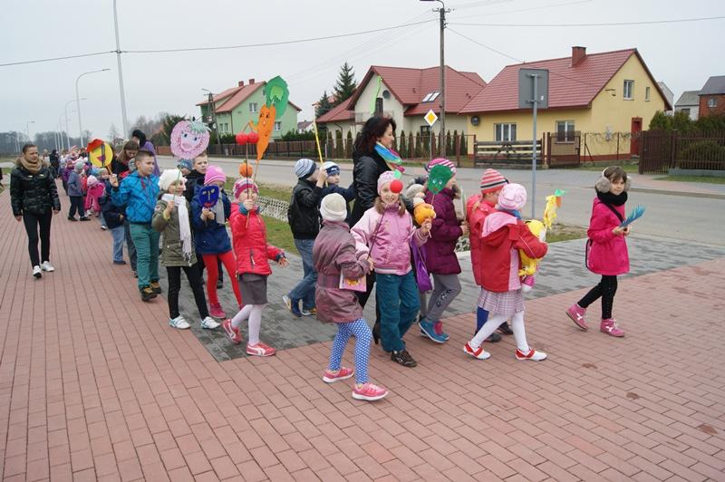 Troszyn, teatrzyk, dzieci