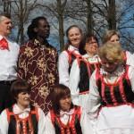 5-lecie Muzeum Kurpiowskiego, Wach, Kadzidło, Kurpie, afryka,