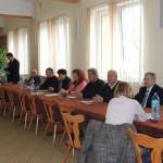 sesja rady gminy Myszyniec, radni, rada gminy