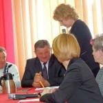 sesja rady gminy Czerwin, rada gminy Czerwin, Damięcka, Gocłowski, Damiański
