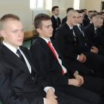 Zakończenie roku szkolnego ZSZ nr 1 w Ostrołęce, maturzyści, matura 2014, matura 2015