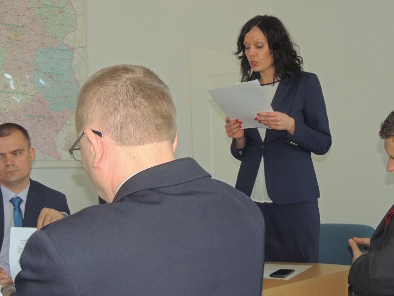 44 sesja rady powiatu ostrołęckiego