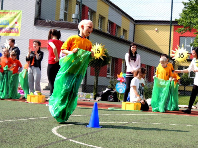 Międzyprzedszkolna Spartakiada Sportowo-Ekologiczna (27i