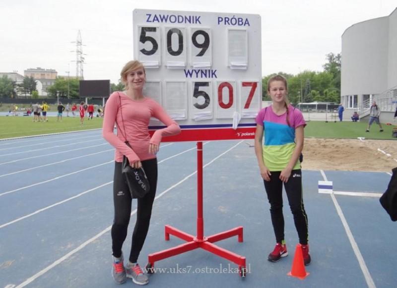 UKS Siódemka / epowiatostrolecki.pl