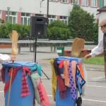 Karawana - Wędrujący Festiwal Sztuki w Lelisie