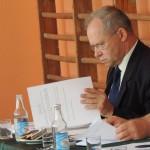 Sesja rady gminy Czarnia, Jurga, absolutorium