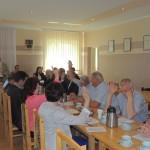 Sesja rady gminy, podczas której zostało udzielone wójtowi
