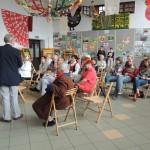 Wesele Kurpiowskie 2014 - Dzień pierwszy, zjazd kurpiów, kud studenica, horo z bułgarii