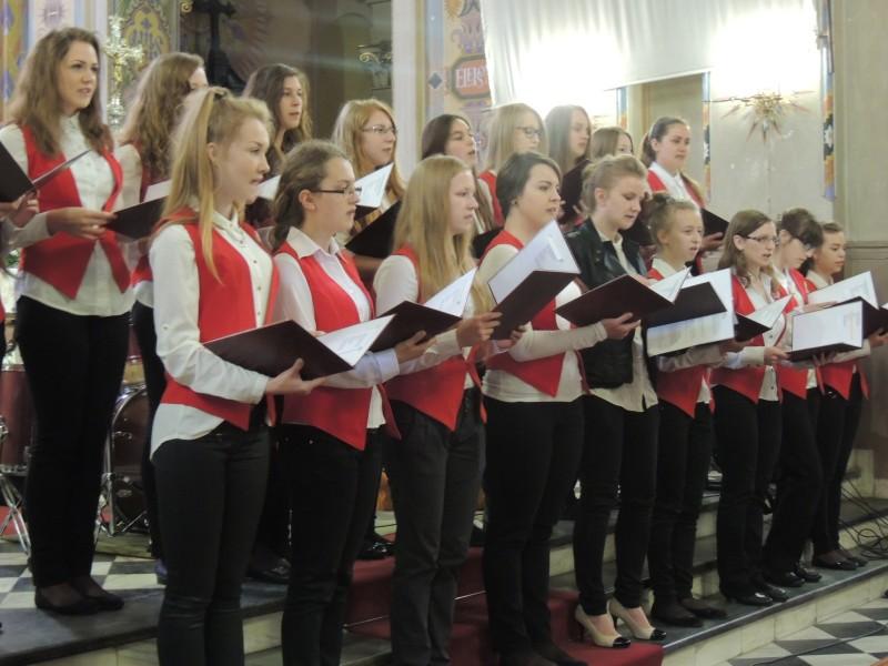 XVIII Festiwal Piosenki Religijnej w Goworowie
