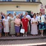 50-lecie pożycia małżeńskiego w gminie Olszewo - Borki