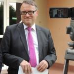 Minister sprawiedliwości Marek Biernacki w Ostrołęce, sąd okręgowy, KMP w Ostrołęce