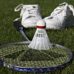zawody badmintona w Goworowie