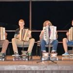 Koncert muzyki ludowej, harmonia, przegląd, kurpie, Łyse