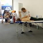 Salon urody, Galeria Bursztynowa, masaż