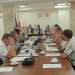 Sesja rady gminy w Rzekuniu