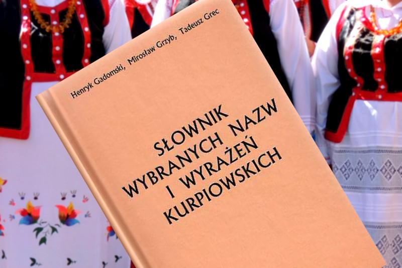 Słownik kurpiowski, onet.pl o Kurpiach