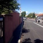 odebranie ulicy Fabrycznej w Ostrołęce
