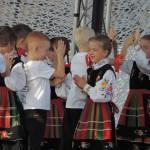 Dożynki w Olszewie-Borkach 2014