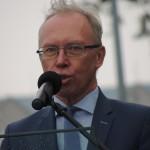 Otwarcie komendy policji w Ostrołęce