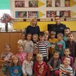 Policja z wizytą w Rzekuniu