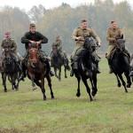 Święto Huberta, Dzbenin, 5 Pułk Ułanów Zasławskich, Mustang Ostrołęka