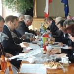 Sesja rady gminy w Lelisie