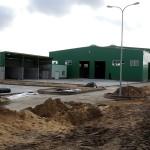 Stacja segregacji odpadów Ostrołęka