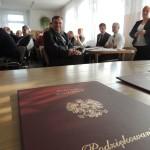 ostatnia sesja rady gminy Łyse, kadencja 2010-14 rada gminy Łyse