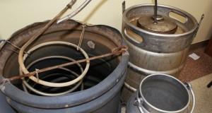 Nielegalna produkcja alkoholu