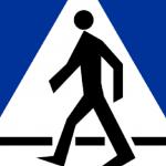 Znak, przejście