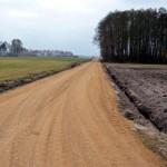 droga Czarnia Kuzie, gmina Kadzidło