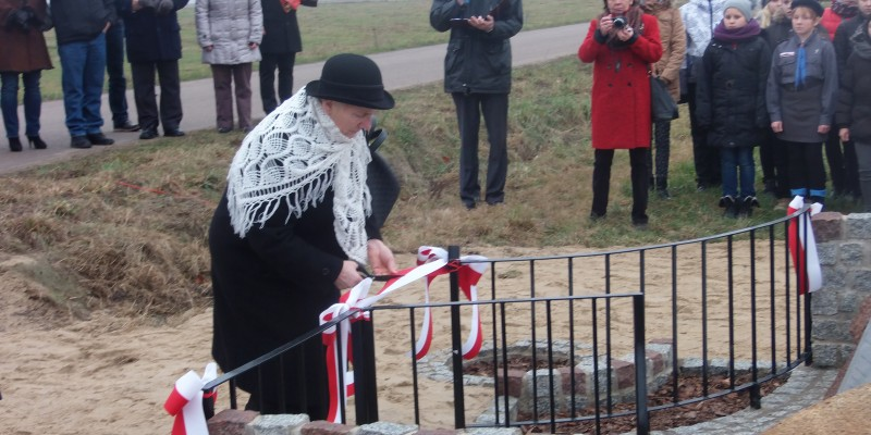 Miejsce Pamięci w Sokołowie